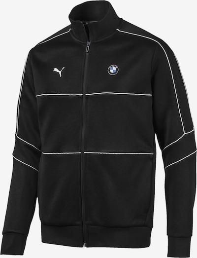 PUMA Trainingsjacke 'BMW M Motorsport T7' in schwarz, Produktansicht