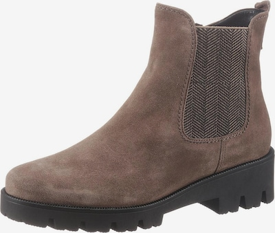 GABOR Chelsea Boot in taupe, Produktansicht
