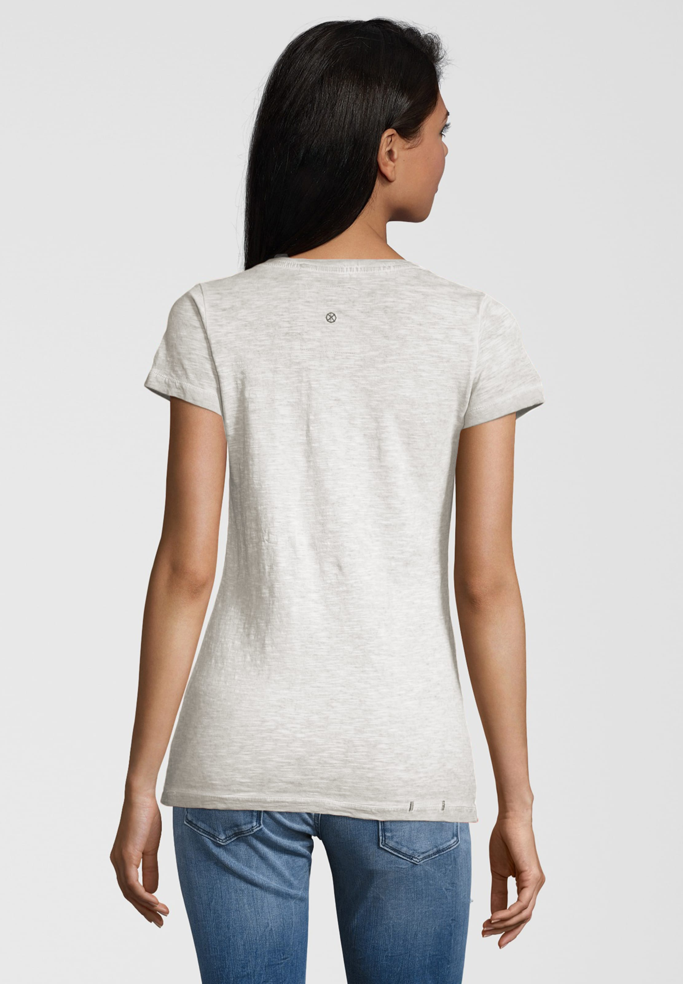 For shirt In Shirts T 'mara' Life DunkelgrauWeiß Ygyf7b6v