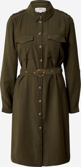 ONLY Särkkleit 'ONLACACIA-ARIS SHIRT DRESS PNT' khaki, Tootevaade