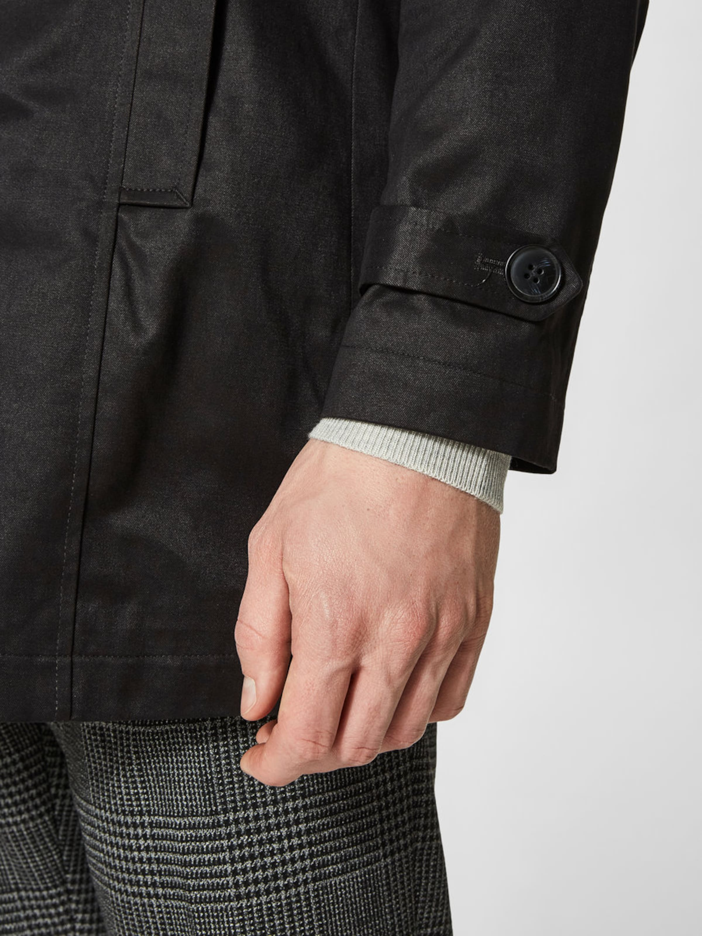 SELECTED HOMME In regulärer Passform geschnittener Trenchcoat 2018 Neue Niedrig Versandkosten Günstig Online 8OaS6M1Lot