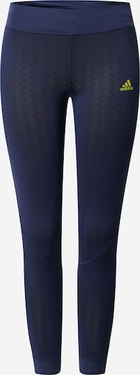 ADIDAS PERFORMANCE Tights 'OWN THE RUN TGT' in navy, Produktansicht