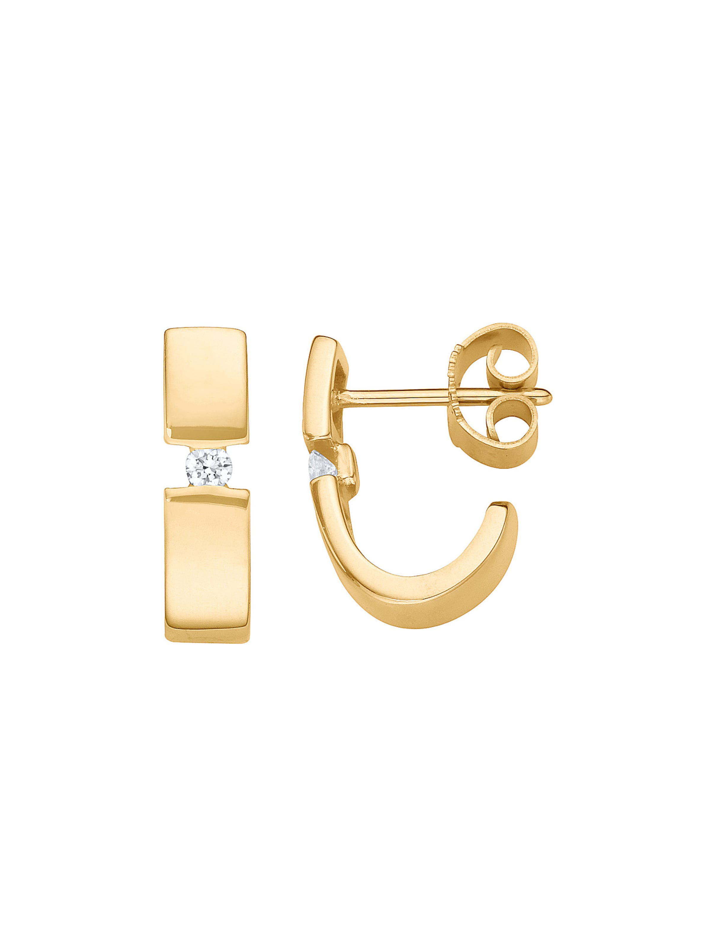 Gold Christ Christ '86219913' Ohrstecker Christ Ohrstecker '86219913' In In Ohrstecker Gold rdxsCBthQ
