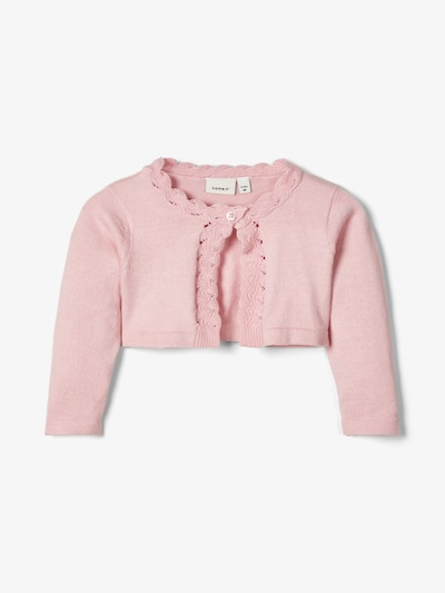 NAME IT Bolero in pink: Frontalansicht