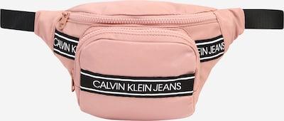 Calvin Klein Jeans Torba u roza / crna / bijela, Pregled proizvoda