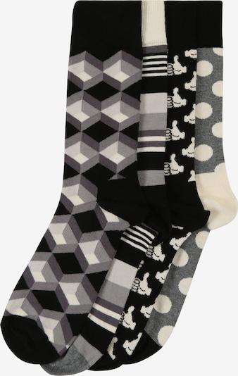 Happy Socks Socken 'Black And White Gift Box' in mischfarben, Produktansicht
