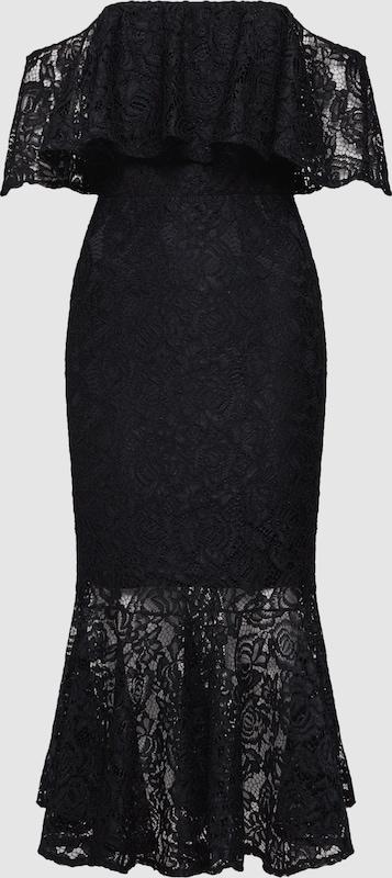 TFNC Kleid 'VINNIE MIDI LACE DRESS' in schwarz  Bequem und günstig