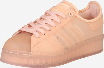 ADIDAS ORIGINALS Baskets basses 'Superstar Jelly W' en rose, Vue avec produit