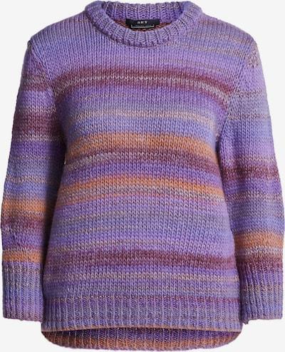 SET Pullover in lila, Produktansicht
