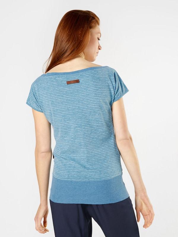 naketano T-Shirt 'Wolle Dizzy VIII'