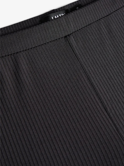 NAME IT Hose in schwarz: Frontalansicht