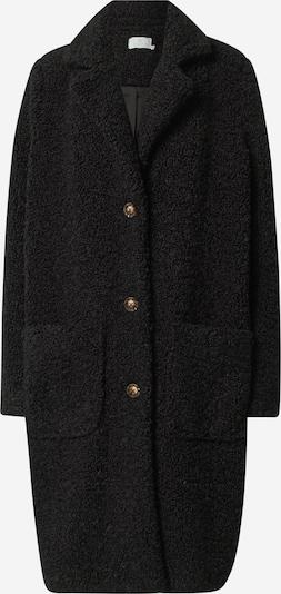 fekete Kaffe Átmeneti kabátok 'Balma Teddy': Elölnézet