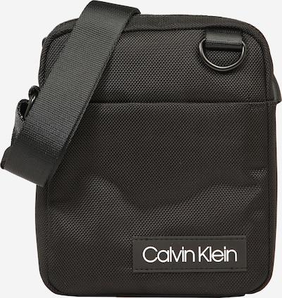 Rankinė su ilgu dirželiu iš Calvin Klein , spalva - juoda, Prekių apžvalga