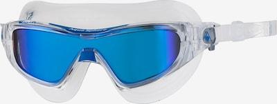 phelps Schwimmbrille in blau / transparent, Produktansicht