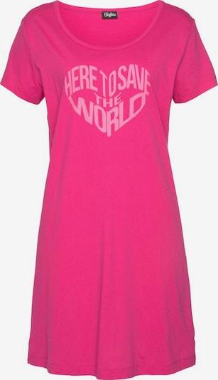 BUFFALO Buffalo Bigshirt in pink, Produktansicht