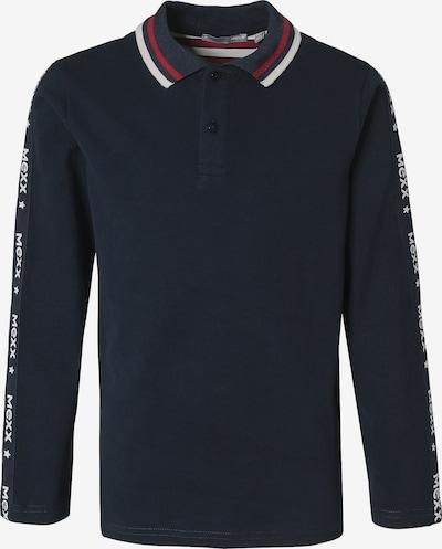 MEXX Shirt in ultramarinblau / weißmeliert, Produktansicht