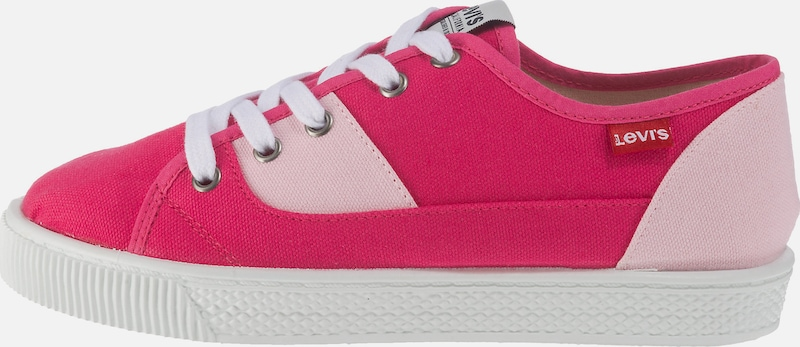 LEVI'S 'Malibu Lady Patch' Sneakers Low