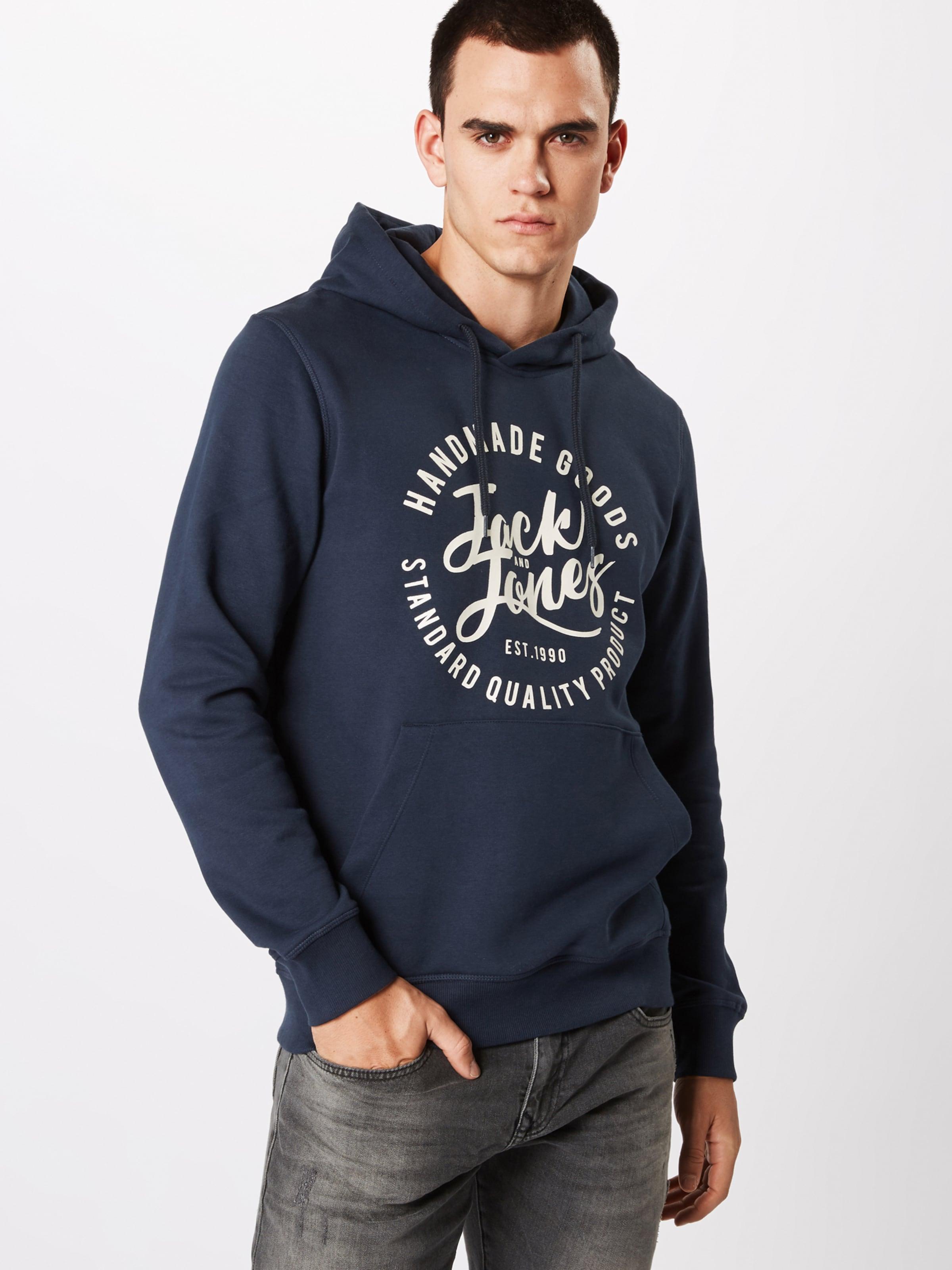 'art shirt Muller' FoncéBlanc Jones Sweat Jackamp; En Bleu K135TlFcuJ