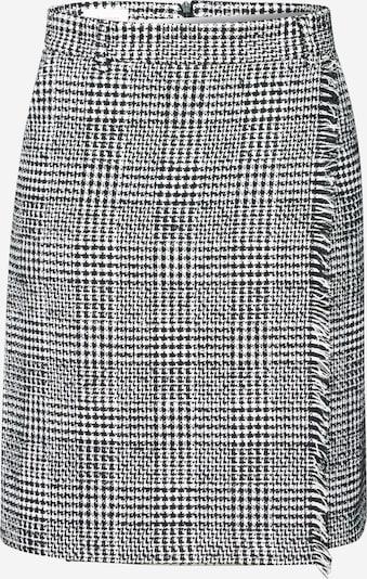 RENÉ LEZARD Rok 'R019 S' in de kleur Zwart / Wit, Productweergave