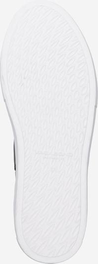 Chelsea batai 'Zoe Platform' iš VAGABOND SHOEMAKERS , spalva - juoda / balta: Vaizdas iš apačios