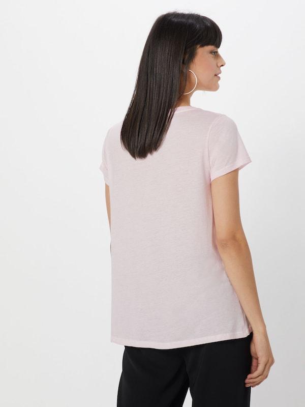 Vie En shirt T Frogbox Est Belle' La 'shirt Rose w0knPOX8