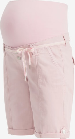 Esprit Maternity Shorts in Pink