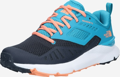 THE NORTH FACE Sportschuhe 'ROVERETO ' in blau / dunkelblau / koralle, Produktansicht