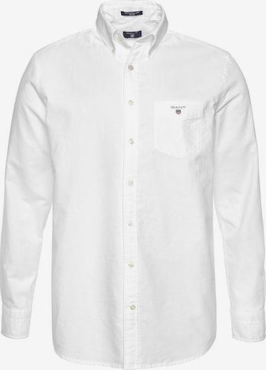 Cămaşă business 'The Oxford Shirt BD' GANT pe alb, Vizualizare produs