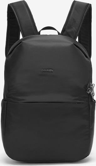 Pacsafe Rucksack 'Cruise' in schwarz, Produktansicht