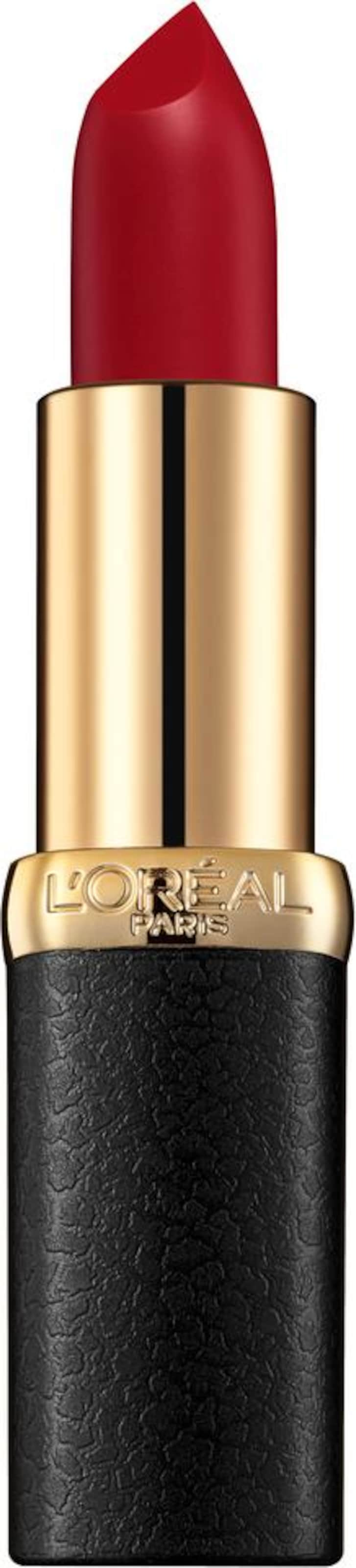 L'Oréal Paris 'Color Riche Lippenstift Matte Addiction', Lippenstift