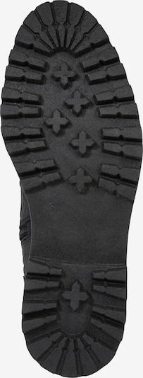 Suvarstomieji kulkšnis dengiantys batai 'Malou' iš ABOUT YOU , spalva - juoda: Vaizdas iš apačios
