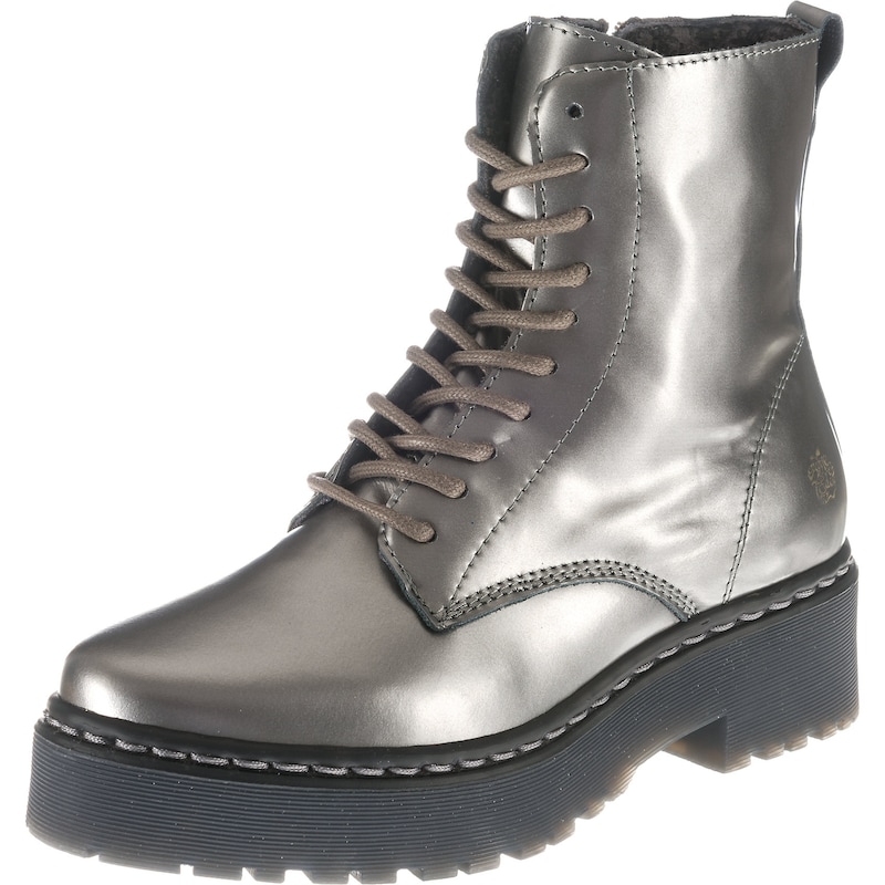 Apple of Eden Stiefeletten in silber | ABOUT YOU