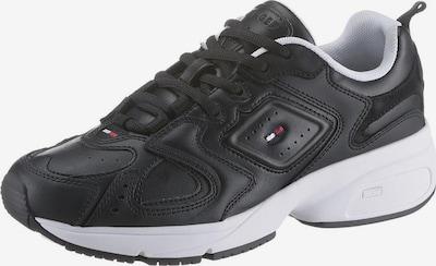 Tommy Jeans Sneaker in schwarz / weiß, Produktansicht