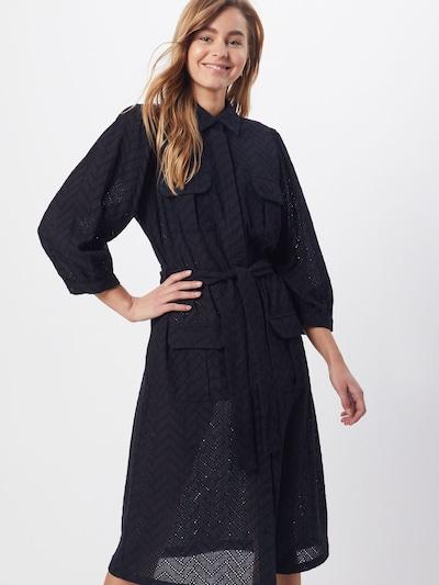 Copenhagen Muse Kleid 'CMLAY' in schwarz: Frontalansicht