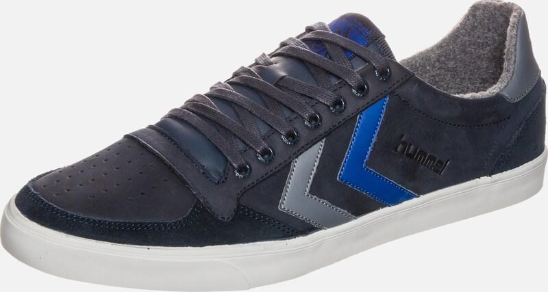Hummel Sneaker 'Slimmer Stadil Duo Oiled Low'schu