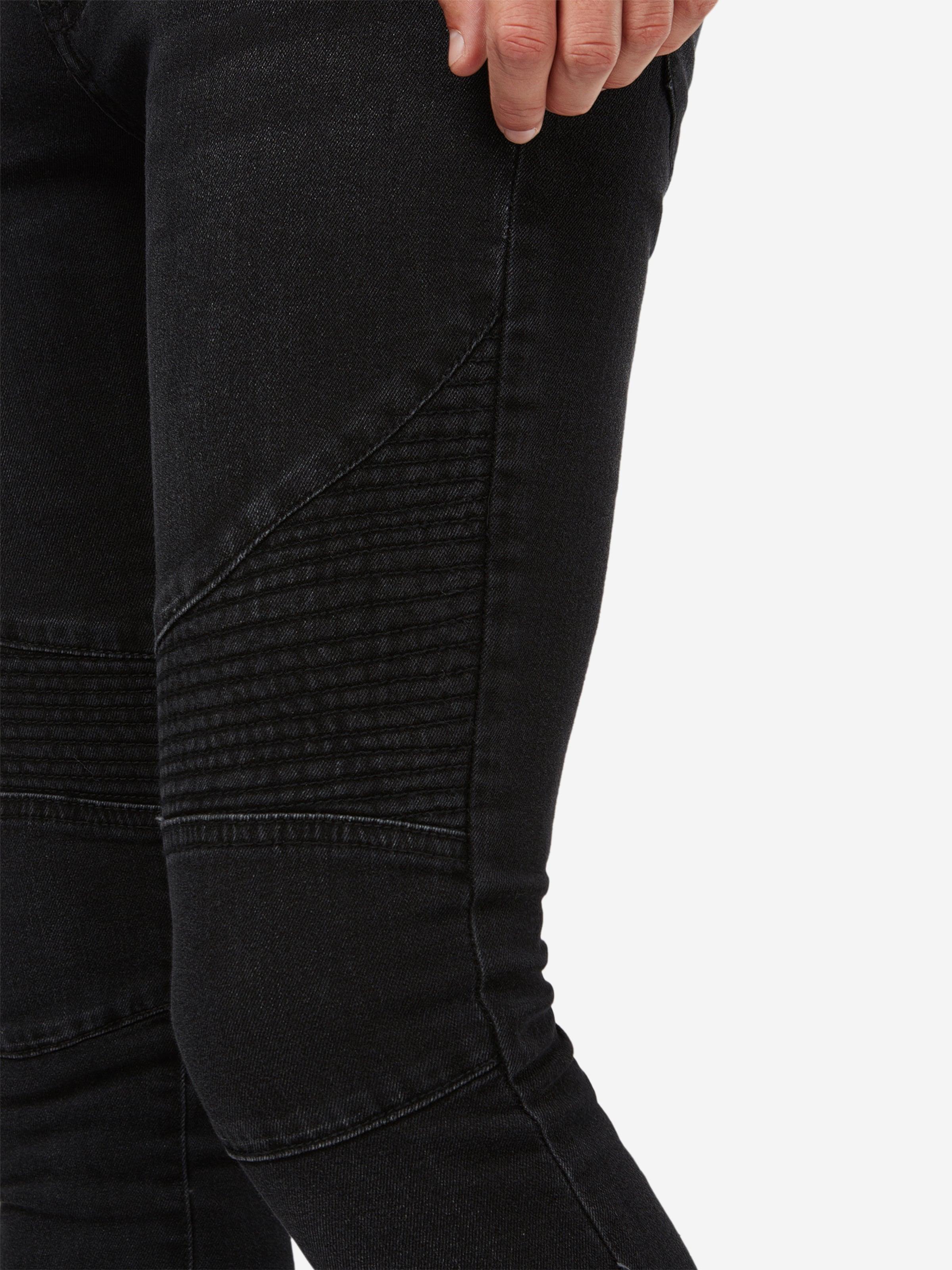 Urban Classics Jeans 'Slim Fit Biker' Günstiger Preis Fälscht Neuesten Kollektionen Verkauf Online emzaP5