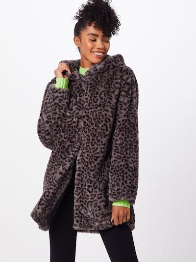 szürke Urban Classics Átmeneti kabátok: Elölnézet