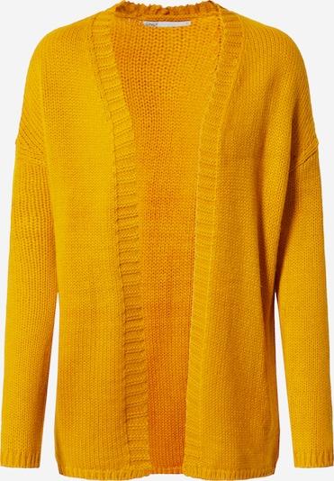 ONLY Gebreid vest 'LEXI' in de kleur Goudgeel, Productweergave