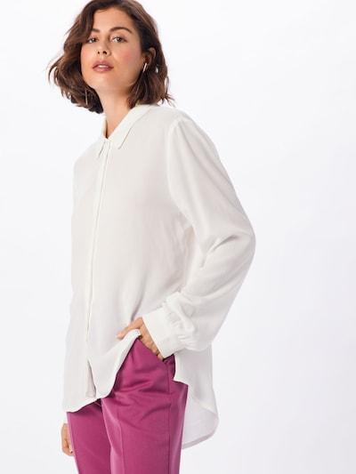 OBJECT Bluse in weiß, Modelansicht