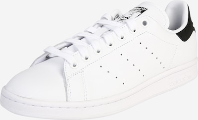 ADIDAS ORIGINALS Baskets basses 'Stan Smith' en noir / blanc, Vue avec produit
