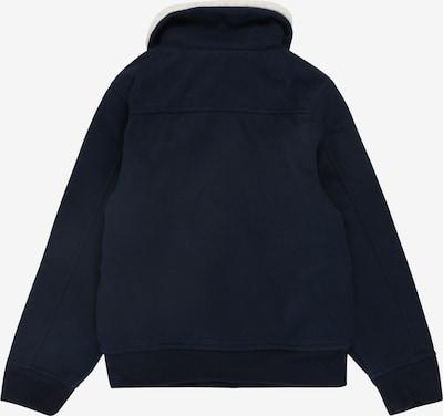 OshKosh Winterjas in de kleur Nachtblauw: Achteraanzicht