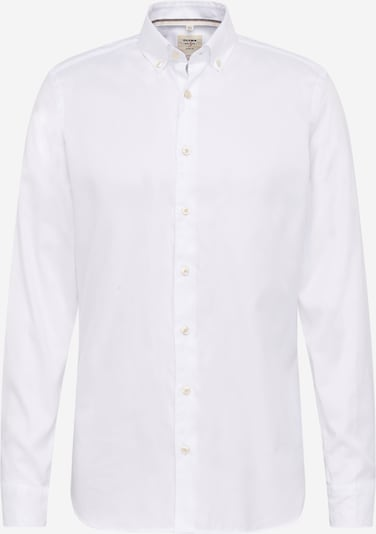 OLYMP Chemise business 'Level 5 Smart Business Oxford' en blanc, Vue avec produit