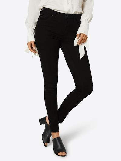 ESPRIT Jeansy w kolorze czarny denimm: Widok z przodu