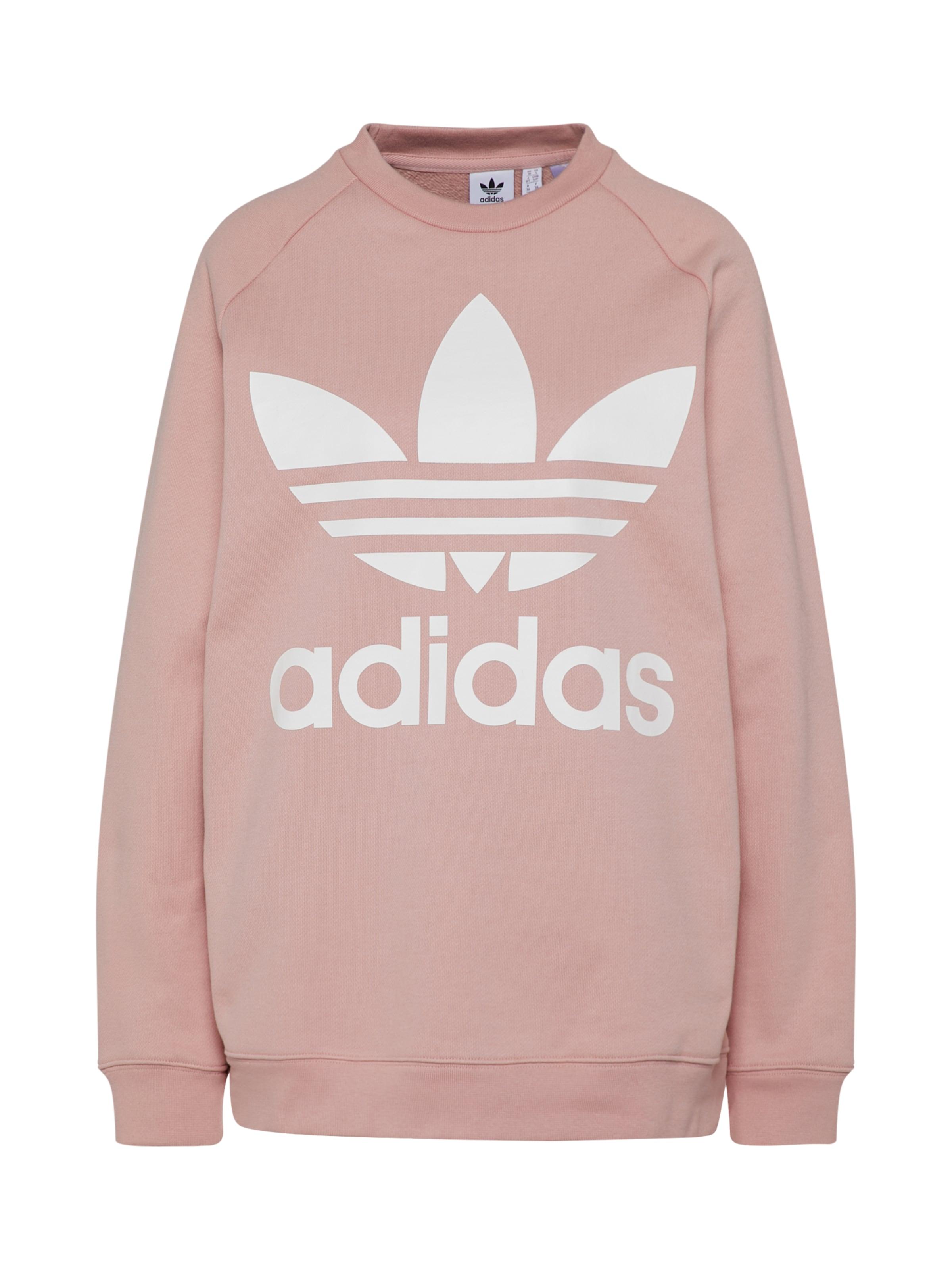 Originals shirt En PoudreBlanc Sweat Adidas F1uTc3lKJ