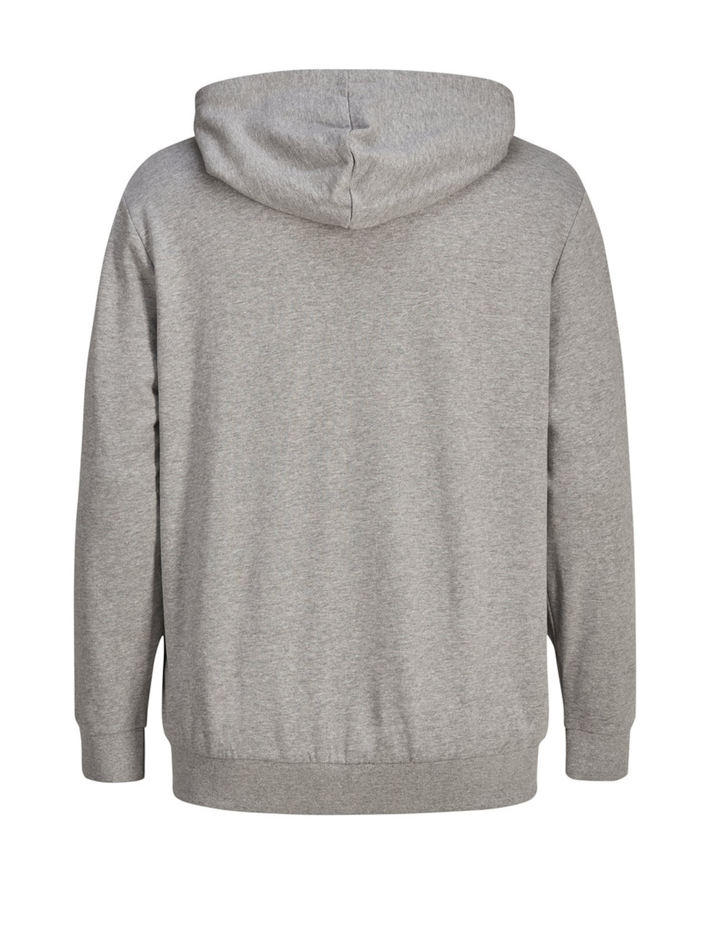 Jackamp; Jones In Jones In Jackamp; Graumeliert Graumeliert Sweatshirt Jackamp; Sweatshirt u5lTFc1KJ3