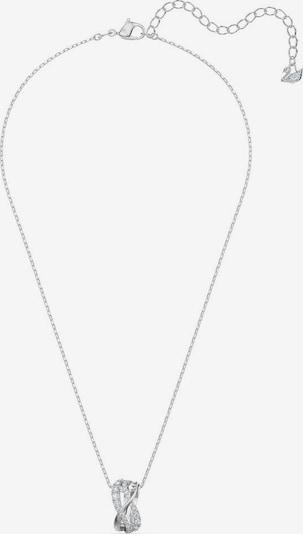 Swarovski Kette 'Twist Rows' in silber, Produktansicht