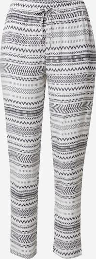 ONLY Hose 'NOVA LIFE' in schwarz / weiß, Produktansicht