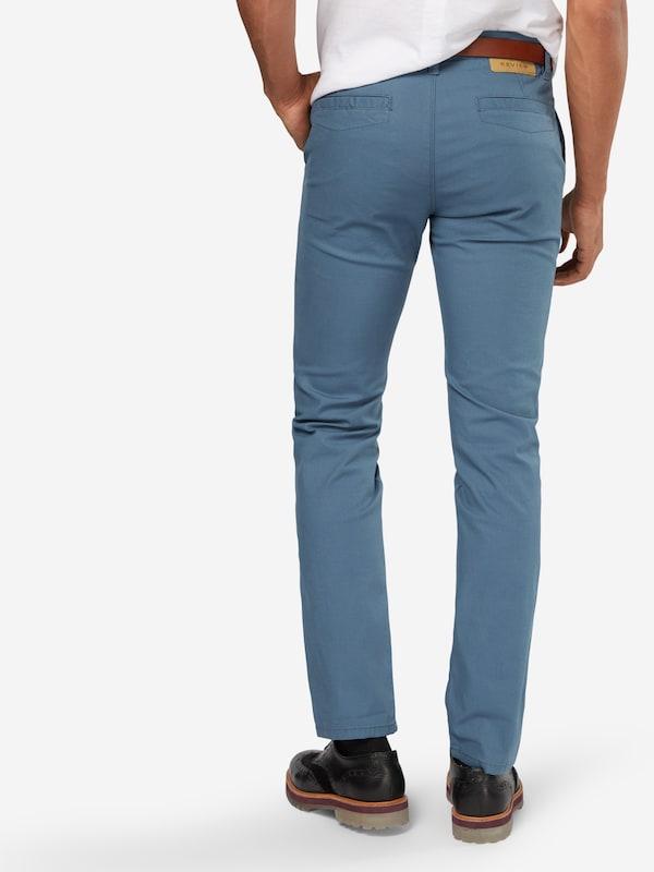 Belt' Chino 'str Bleu En Ciel Review Pantalon WxdoerCB