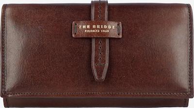 The Bridge 'Florentin' Geldbörse Leder in braun, Produktansicht