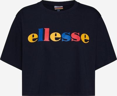 ELLESSE Shirt 'RALIA' in de kleur Zwart, Productweergave